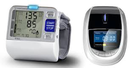 digital blood pressure measurer